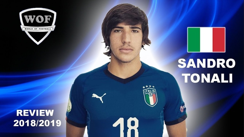 SANDRO TONALI | Crazy Goals, Skills, Assists | Brescia 2018/2019 (HD)
