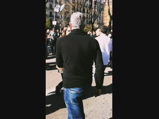 Los fines de semana en Madrid. Выходные в Мадриде.