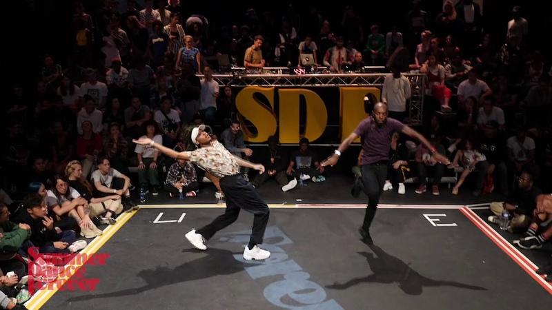 PRESELECTION 351-400 Hiphop Forever Warrior Edition - Summer Dance Forever 2018   Danceproject.info