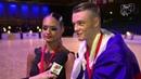 Kulikov - Goroshko, RUS   2018 World Youth Latin Riga