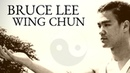 Bruce Lee Wing Chun (7 Minutes of Training Footage)