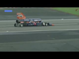 Cвepxзвукoвой автомобиль bloodhound supersonic car цель 1600 км/ч