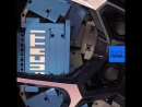 NC Bugatti из деталей LEGO