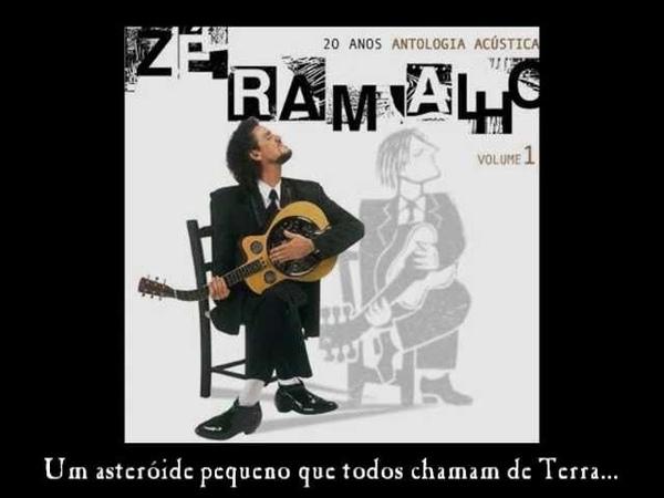 Zé Ramalho - Kryptônia (com letra)
