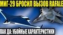 Русское господство в воздухе: ПАК ДА, МиГ-29 - бросают вызов Западу