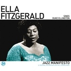 Ella Fitzgerald альбом Ella Fitzgerald Sings Duke Ellington