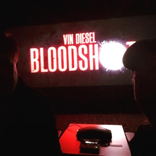 Дэйв Уилсон, режиссер кинокомикса «Бладшот» с Вином Дизелем в главной роли, тизерит скорый выход дебютного трейлера