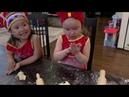 Готовим с детьми пирожки с картошкой