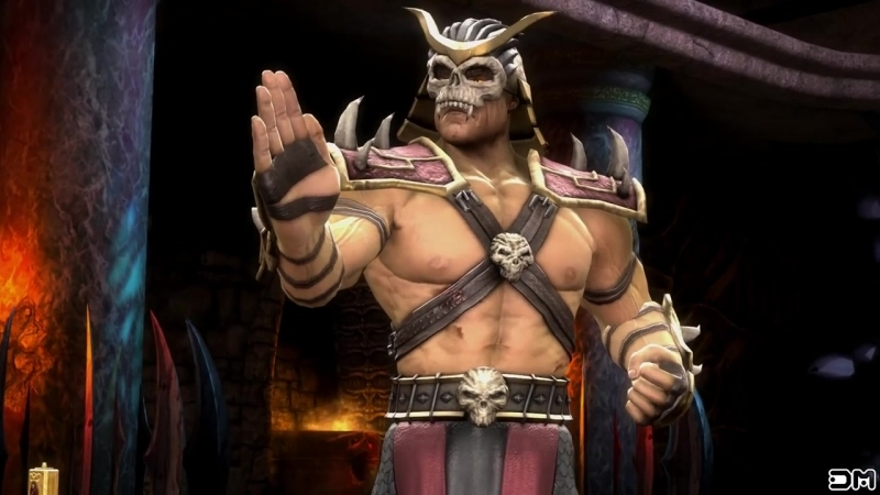 [deathmule] Mortal Kombat IX Shao Kahn Performs All Character Victory Celebrations PC 60FPS 1080p