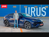 Lamborghini Urus тест-драйв с Михаилом Петровским