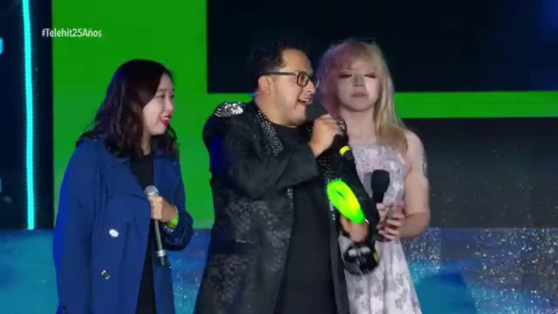 [2018.11.07] Super Junior Telehit Awards in Mexico part.2