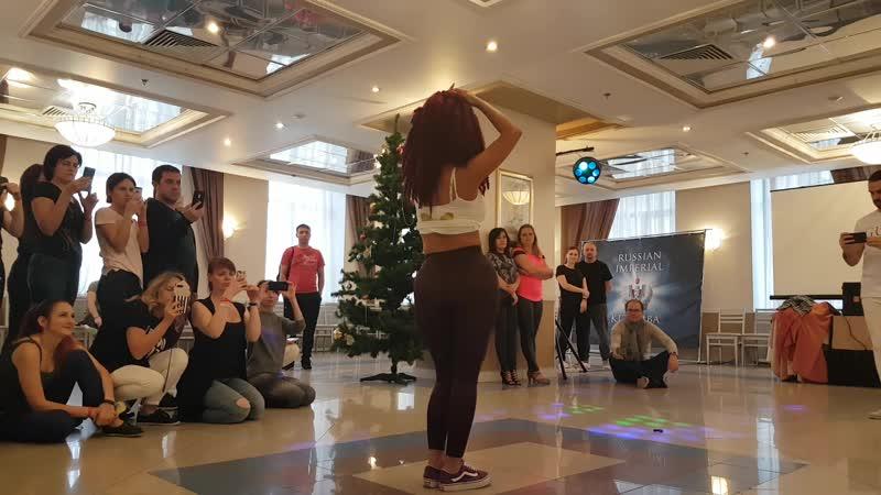 Borboleta Lady Style RIKF 2018 SPb