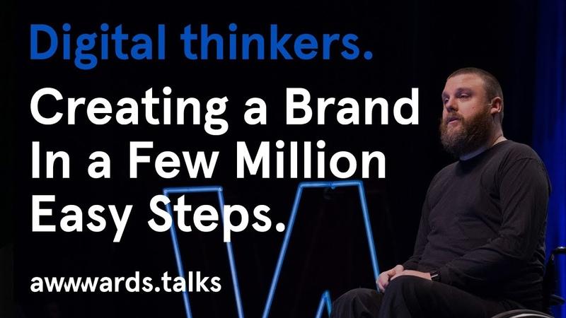 Creating a brand in a million easy steps | Haraldur Thorleifsson | ueno