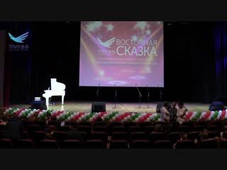 """ХХ Гала-концерт """"Восточная сказка"""" международный Конкурс-Фестиваль"""