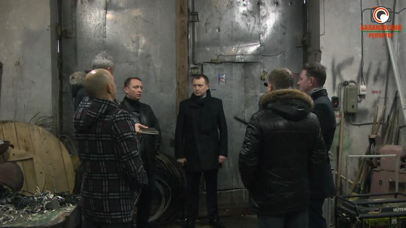 Увидеть своими глазами: депутаты Совета МО г.Балаково посетили муниципальные предприятия