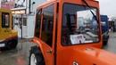Готова кабина на KUBOTA GT3D