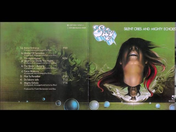 Eloy: Silent Cries And Mighty Echoes (1979) [Full Album]