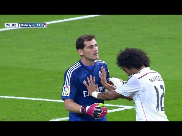 Iker Casillas Top 33 Impossible Saves That Shocked The World