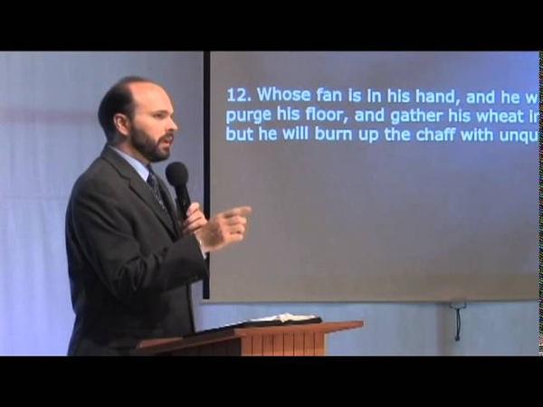 21. Откровение труб: 1. - Проповедь Виталия Олийника. 10.02.2010
