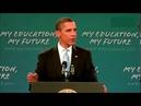 President Obama's Speech to Students Subtitles