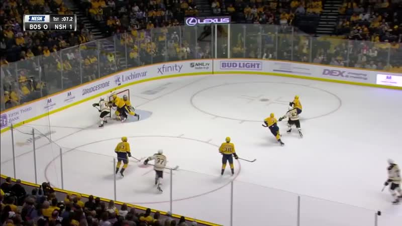 Brad Marchand Penalized for Embellishing Embellishment after High Sticking Call