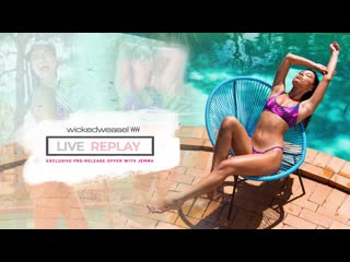 Wicked Weasel Facebook Live REPLAY with Jemma