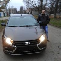 Анкета Роман Скубаев
