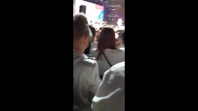 концерт Алексея Чумакова