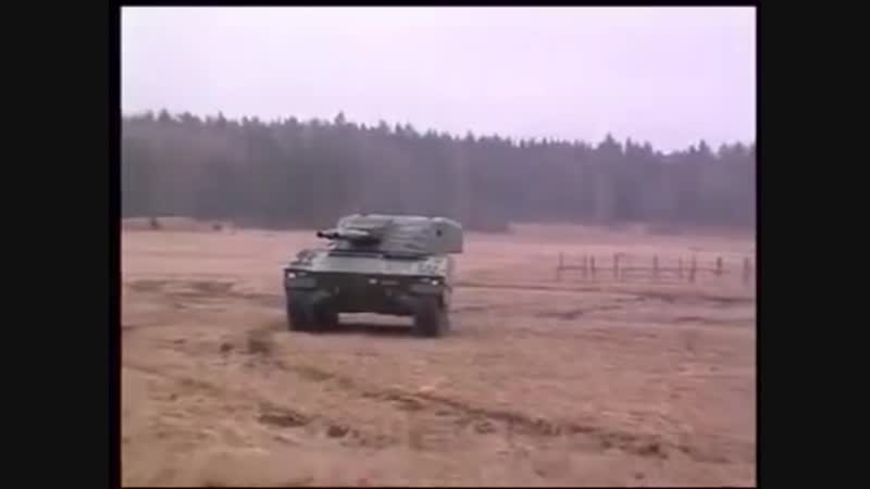 Alvis Hägglunds AMOS Advanced MOrtar System