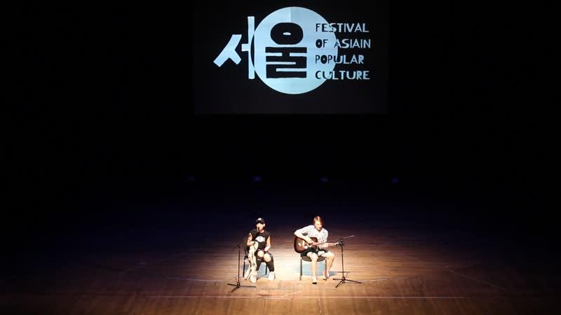 Группа Хоп хэй Оянами Рей Ярославль FAP 2019. Festival of Asian Popular culture