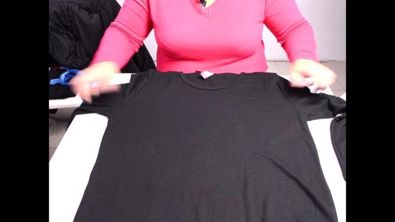 Термобелье (футболка с длинным рукавом и легинсы)