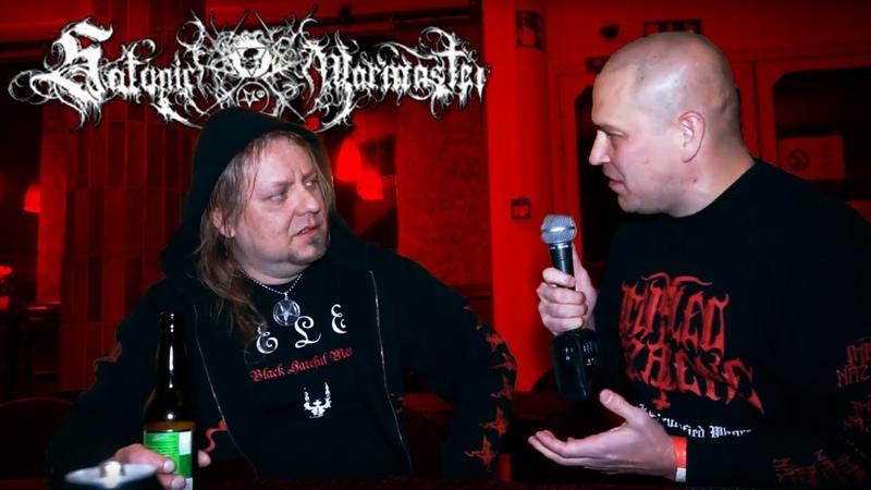 Werwolf of Satanic Warmaster talks about satanism, black metal posers [INTERVIEW]