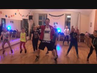 #WeDance4ALS Zumba® kids во Владимире