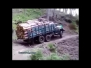 World Dangerous Idiots Operator Wood Truck Skill Fastest Driving Heavy Equipment Fails Skills
