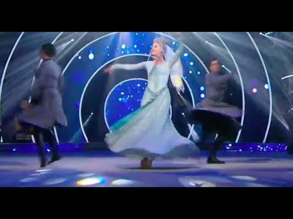 Сухишвили - Даиси - Звёзды танца Грузии 2018