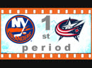 МАТЧ НОМЕР 878 14 ФЕВРАЛЯ 2019 New York Islanders Columbus Blue Jackets