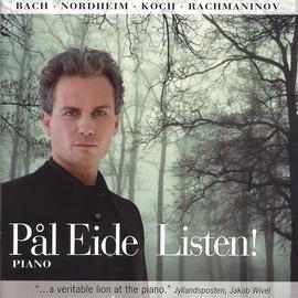 Johann Sebastian Bach альбом Listen!