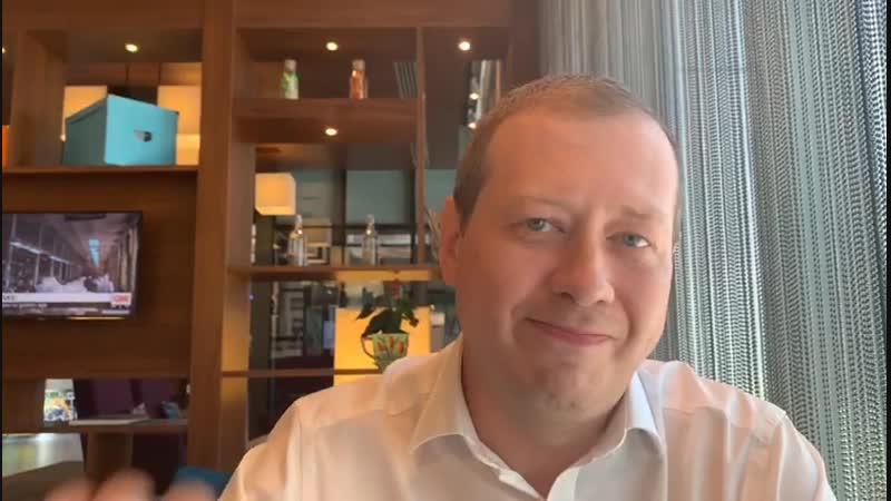 Видеоприглашение на встречу пользователей PTV (Болеслав Сивков)