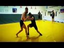 Макгрегор отрабатывает борьбу Conor McGregor Wrestling Training Highlights