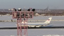Ilyushin Il 86VKP RF 93642 Russian Air Force Takeoff RWY25 UNNT