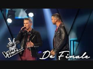 Guy Sebastian & Menno Aben - Before I Go (Live on The Voice of Holland 2019)