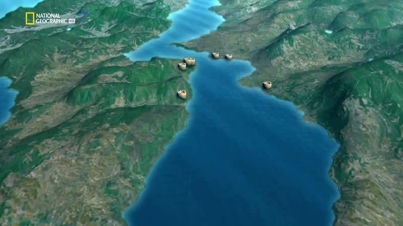 «Подводные тайны Галлиполи» (Познавательный, история, исследования, 2010)