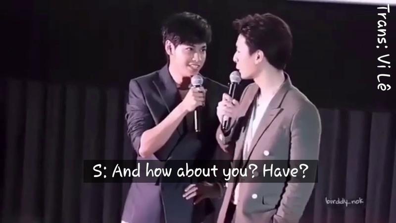Krist: Singto! Are You Needy? (Love/S*x)