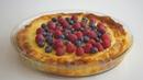 Блинный пирог Масленичный с творогом и изюмом Рецепт эластичных блинчиков на крахмале