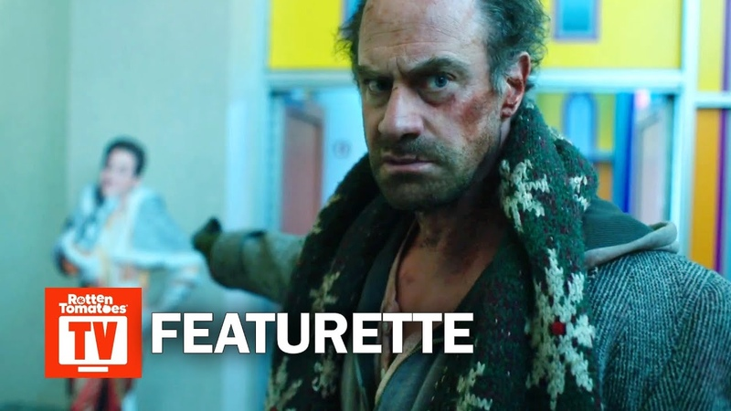 Happy! Season 2 Featurette | Who Is Nick Sax | Rotten Tomatoes TV