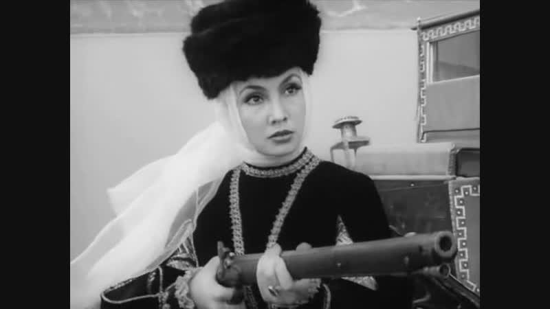 Конь, ружье и вольный ветер 1975, СССР, исторический вестерн