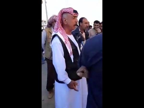 Шангал в данный момент, как все вы можете видеть езиды против оккупации иракским курдистаном. Люди на видео кричат смерть Махме Халила, смерть врагам! Но завтра курдские СМИ связанные с ДПК будут писать что езиды хотят в курдистан.