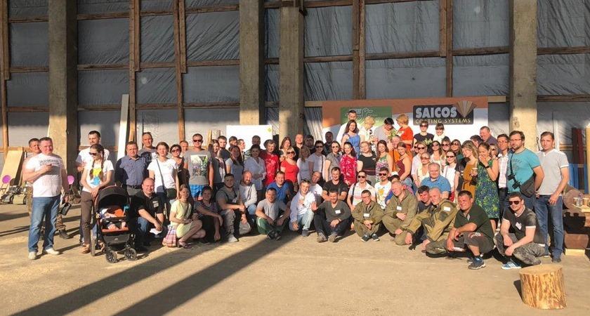 Более сотни заинтересованных людей посетило соревнования в Зеленогорске