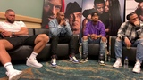 Michael B. Jordan an Cast of CREED 2 at ComplexCon Part 2