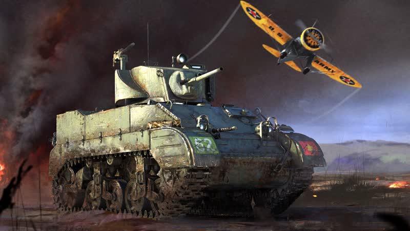 Тундрёшка, танки низких рангов. WarThunder.Sinistrel LiveStream